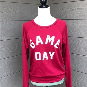 Triumph Game Day Pullover